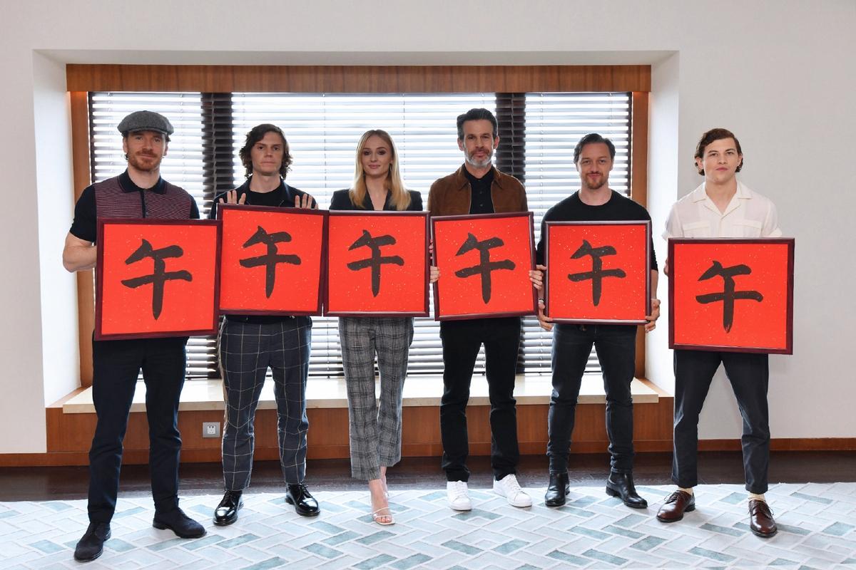 《X戰警:黑鳳凰》4天吸金7千萬! 萬磁王謝台灣粉絲力挺