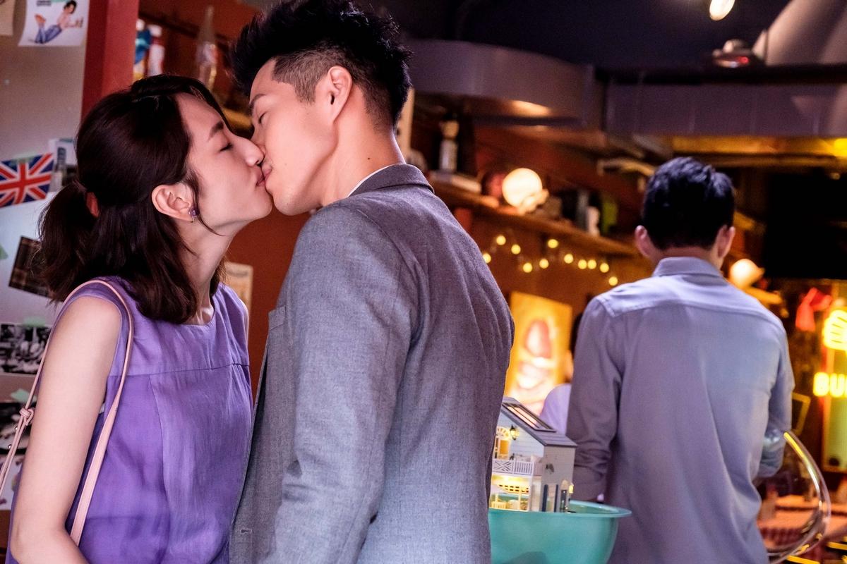 吳岳擎求婚吻上柯佳嬿 被笑石化人