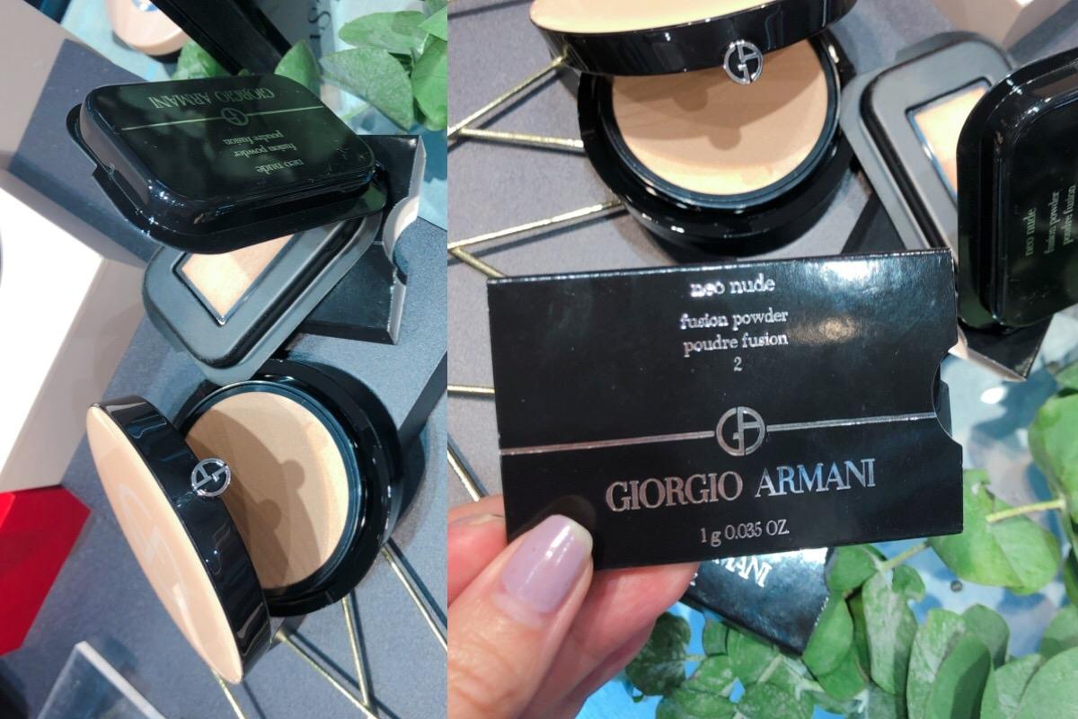 超神妝效! 痘疤、胎記也能瞬間自然隱形!Giorgio Armani 「 完美絲絨水慕斯粉底」 人生一定要擁有!