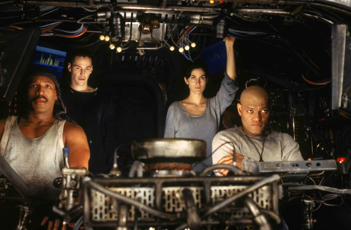 上映20周年! 《駭客任務》4K修復經典重返大銀幕