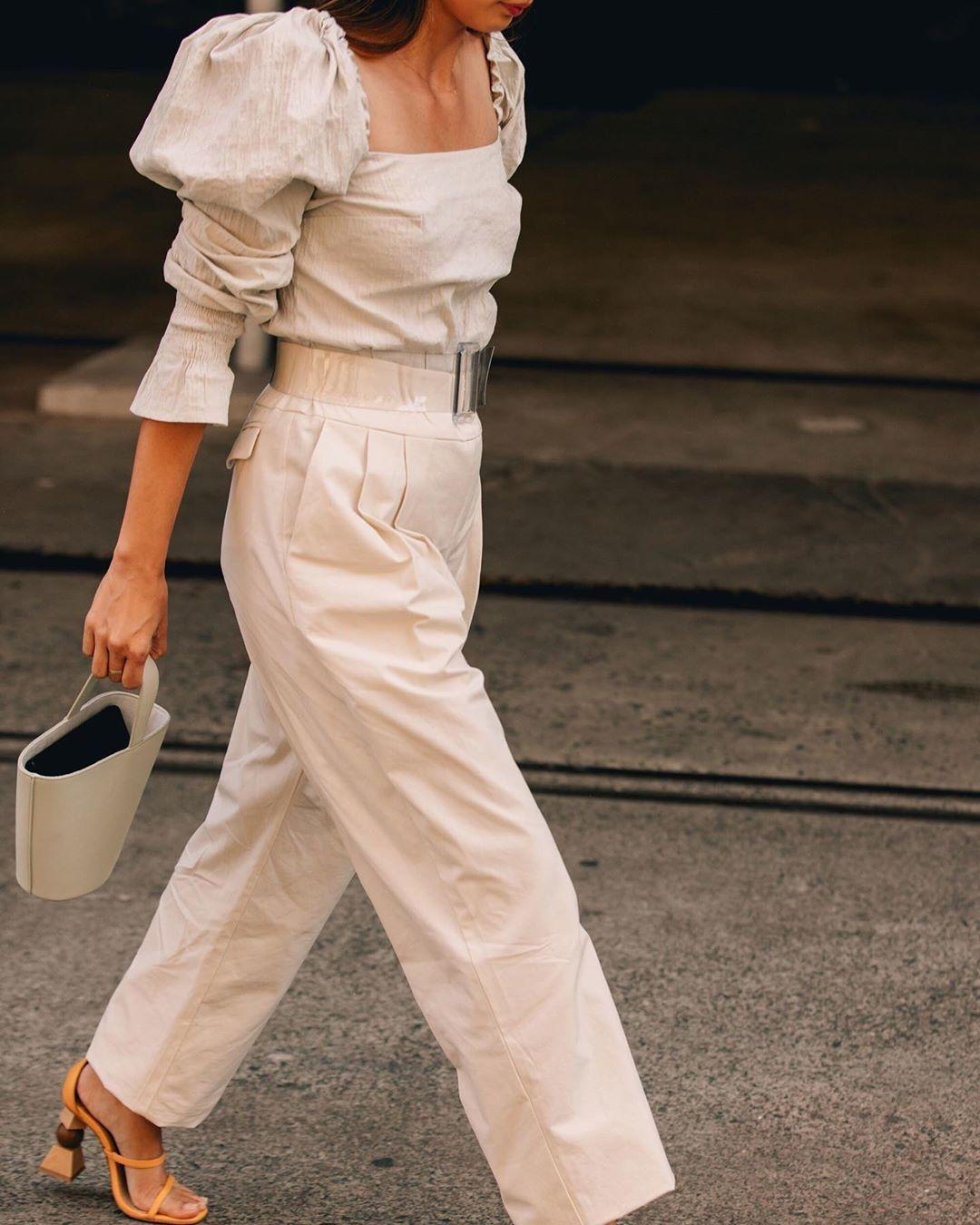 揹上它時髦度瞬間增加100%!水桶包10+穿搭提案 讓你任何風格都完勝