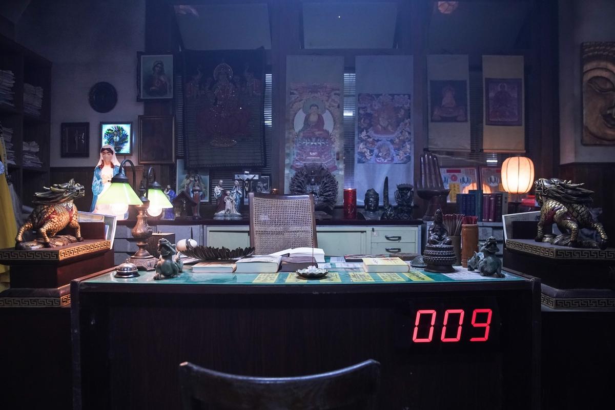 《第九分局》神秘警局熱爆! 邱澤直呼根本「第九三溫暖」