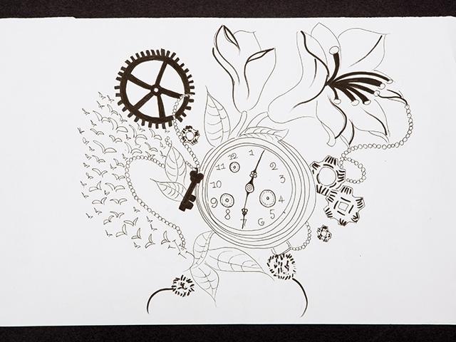 透過畫筆音符紀錄青春-JOANNE WU 藉創作傳達暗戀心境