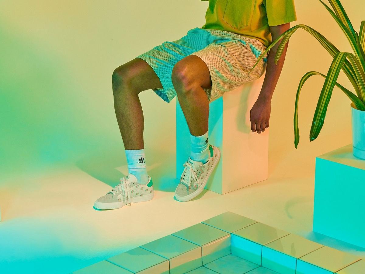 少女心大爆發!adidas Originals與美國冰茶推聯名鞋款 淡淡色系絕對是小清新的愛