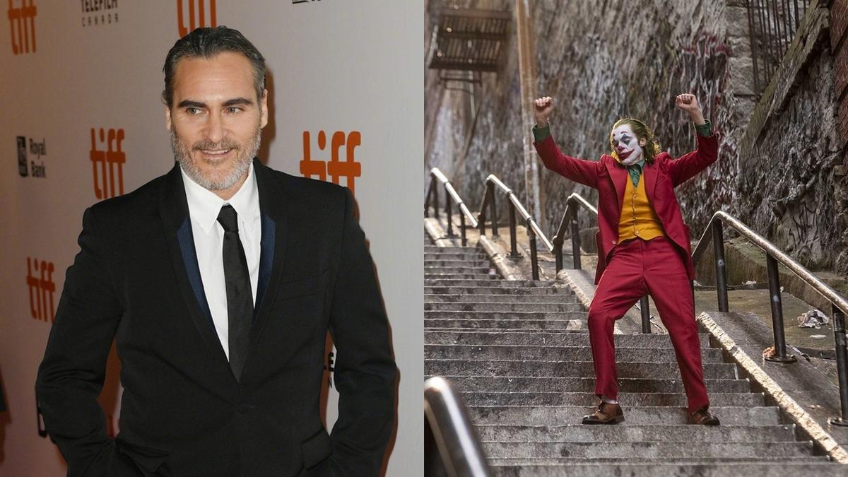 多倫多影展/《小丑》瓦昆菲尼克斯獲頒演員成就獎! 柔情感謝未婚妻魯妮瑪拉