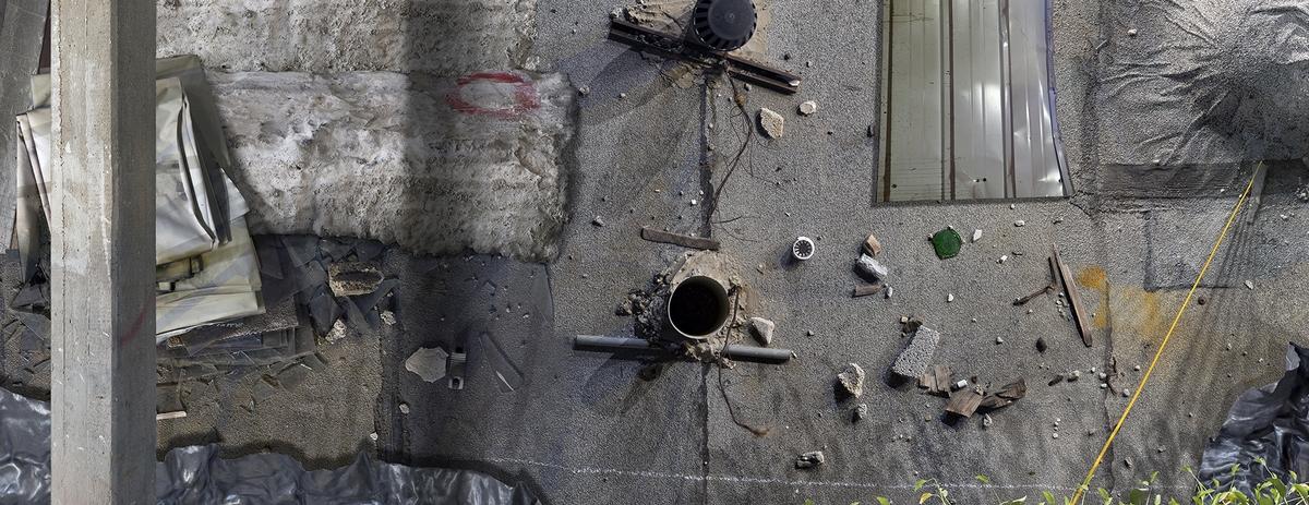 以攝影蒙太奇拼貼戰爭記憶!以色列藝術家以莉·阿祖蕾台灣個展「戰後的沉默」精彩登場