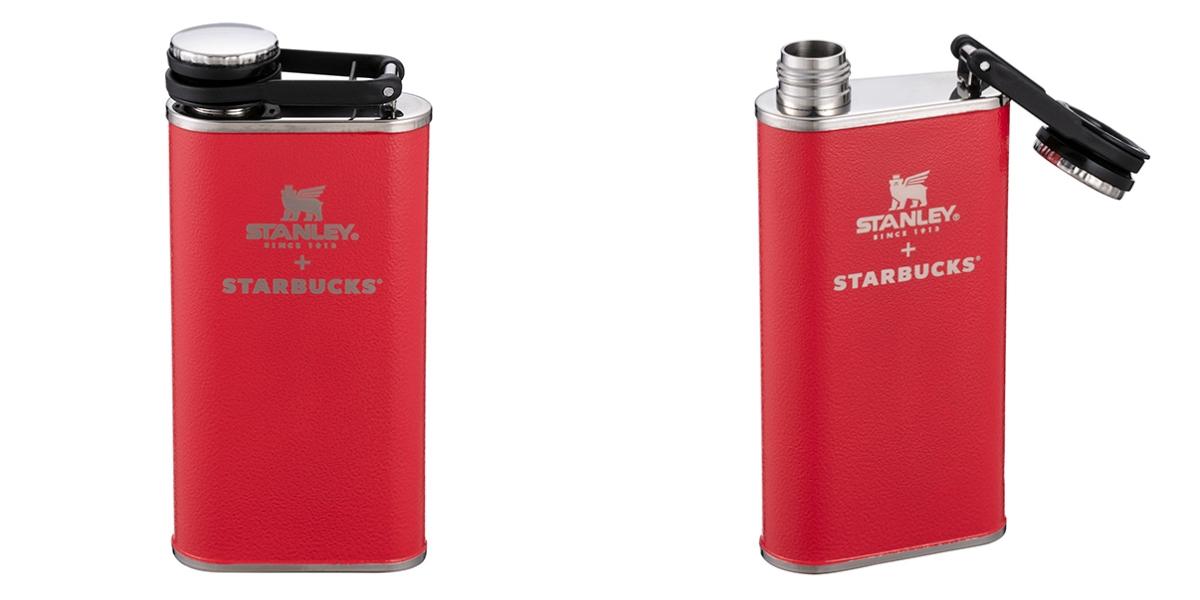 「台灣才有紅色款必買!」星巴克 x Stanley聯名耶誕系列11/6開賣,6款極簡設計當耶誕禮物正合適!