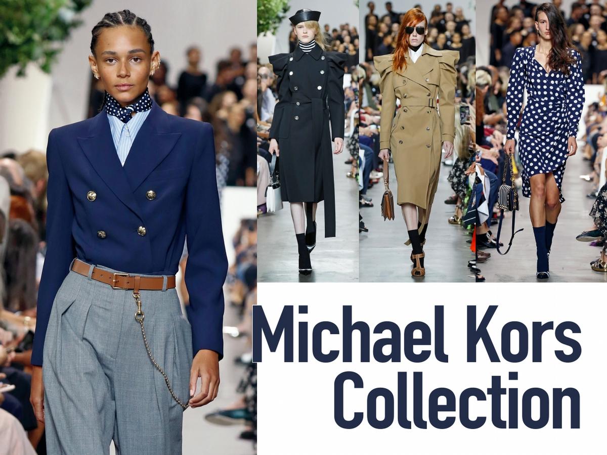 〈2020春夏紐約女裝周〉Michael Kors Collection  偉大的美國夢