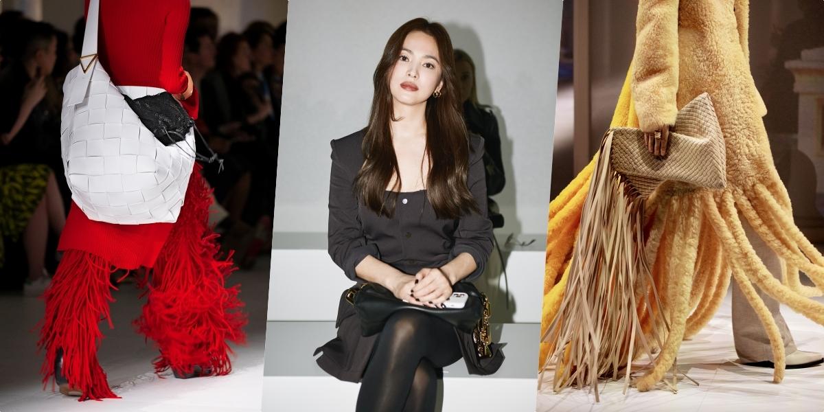 編織包再進化!BV 2020秋冬:巨型編織包、誇飾流蘇設計 是不是又令你心動了?