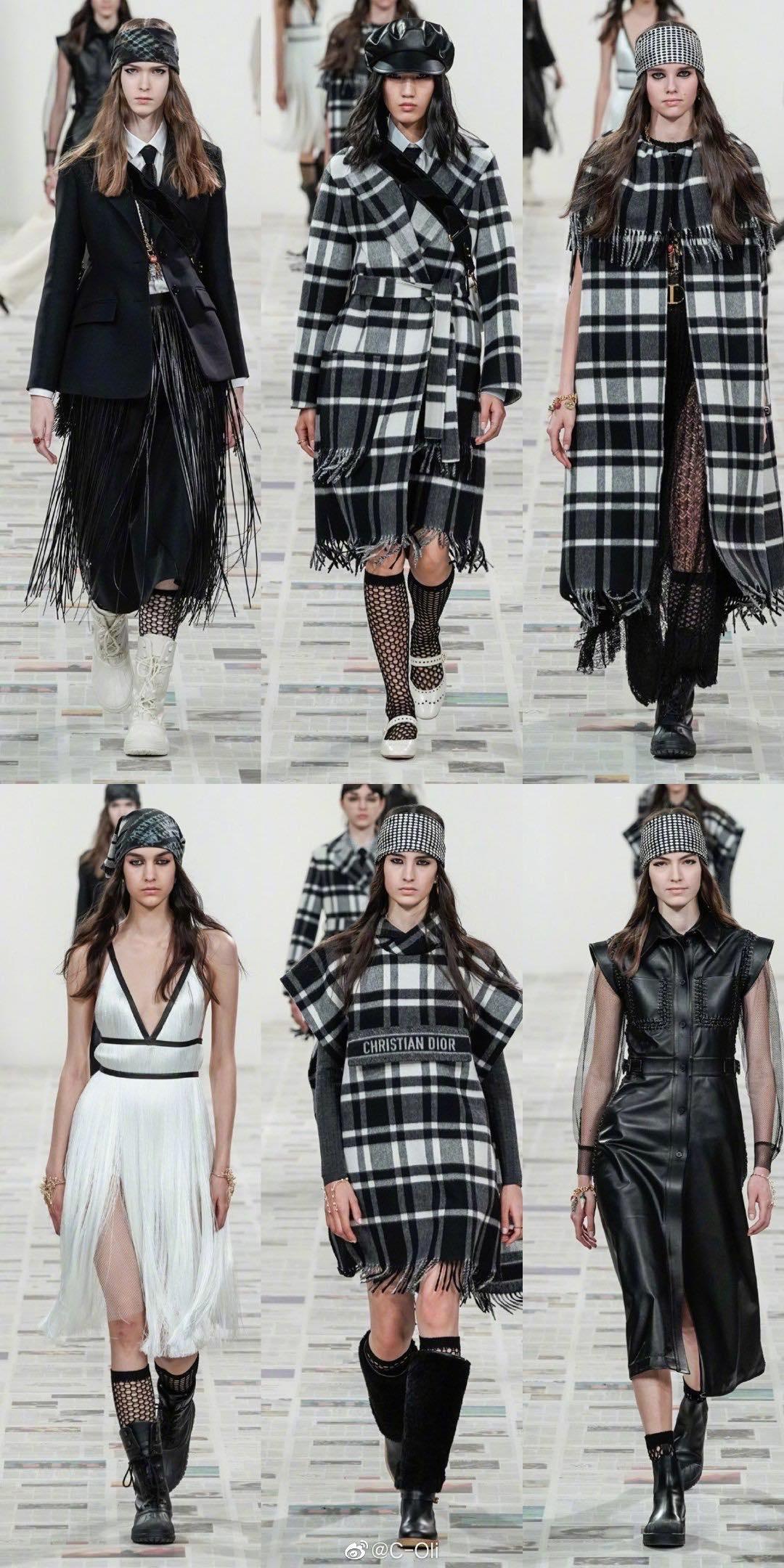 Dior 2020秋冬再展女性魅力!除了地板上暗藏玄機 這些包款也讓人印象超深刻