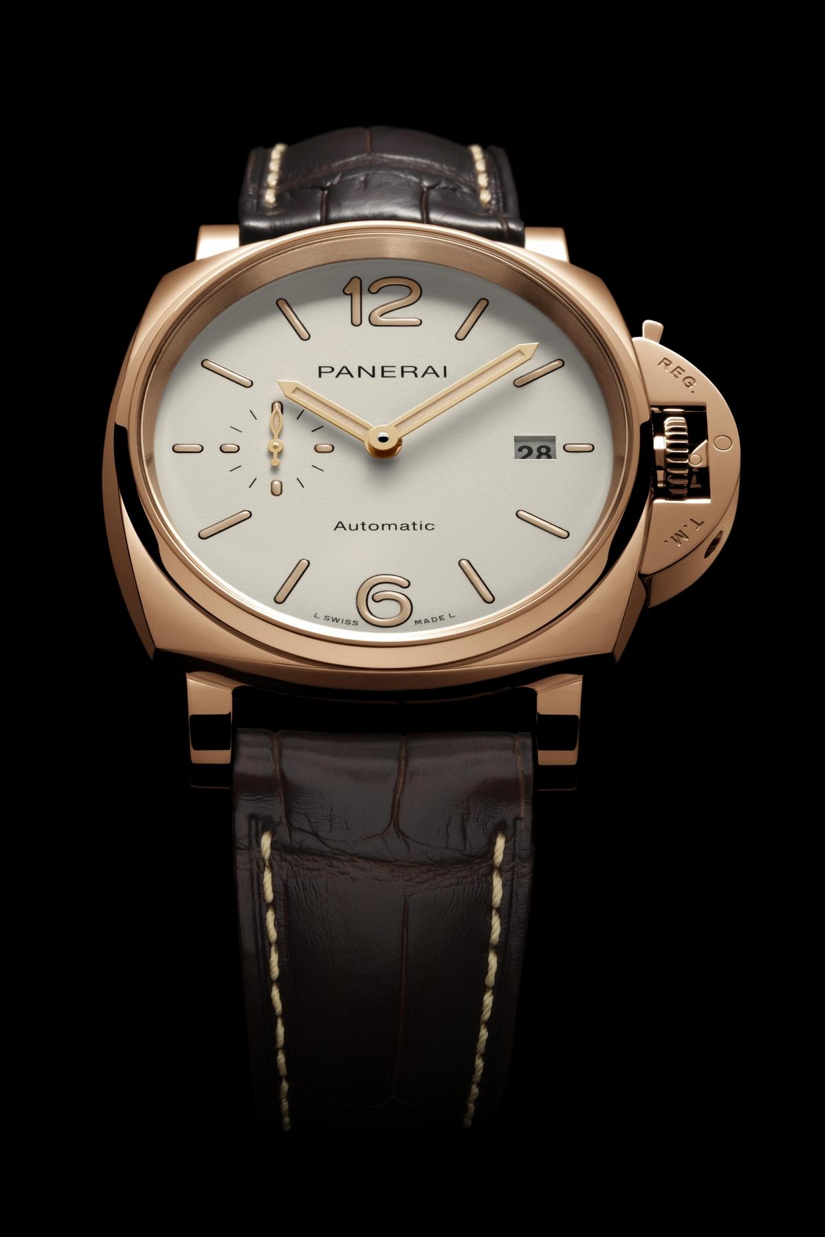 軍錶日常 屬於「妳」的沛納海