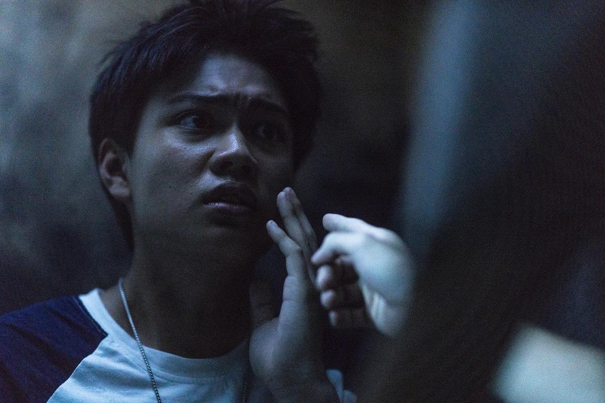 劉子銓廢墟拍恐怖片 爸爸劉亮佐叮嚀「先禱告」