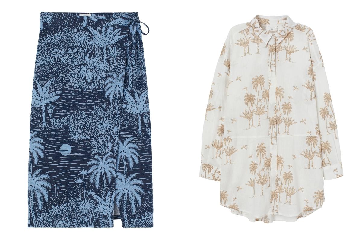 這麼熱穿什麼好?H&M忠孝店全新開幕,注目單品一次逛~讓你夏日清涼又舒適