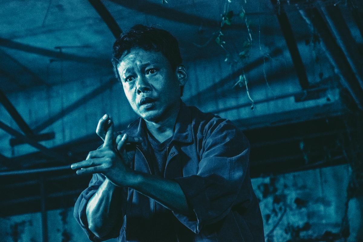 《馗降:粽邪2》迎來更凶惡靈! 李康生獲「5個聖杯」扮鍾馗捉鬼