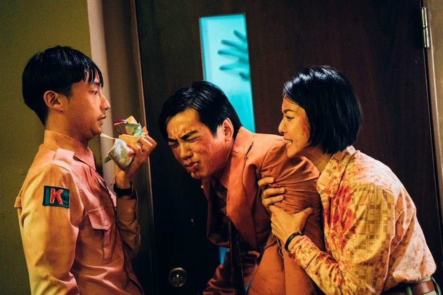 台北電影節/《逃出立法院》首映全場笑到鼓掌! 賴雅妍耍帥、賣萌超吸睛