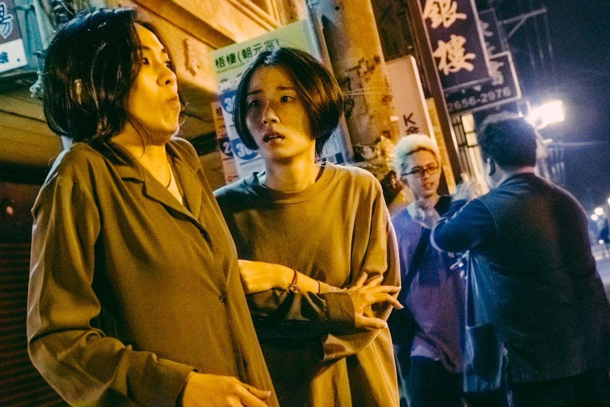 《粽邪2》女星召喚「椅仔姑」淚灑拍片現場! 回家撞鬼驚見「血淋淋女人頭顱」