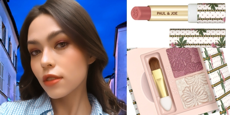 擦上2020秋天巴黎女孩最愛的『蜜茶寶寶唇』,把自己變成超級精品大名牌!