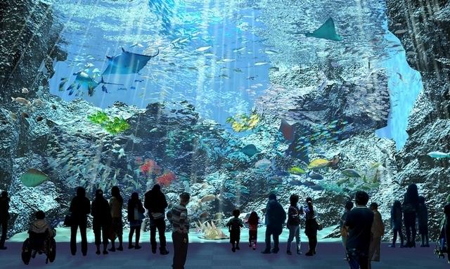 桃園絕美水族館「X Park」8/7夢幻登場!票價、必看展館、餐食推薦攻略都在這