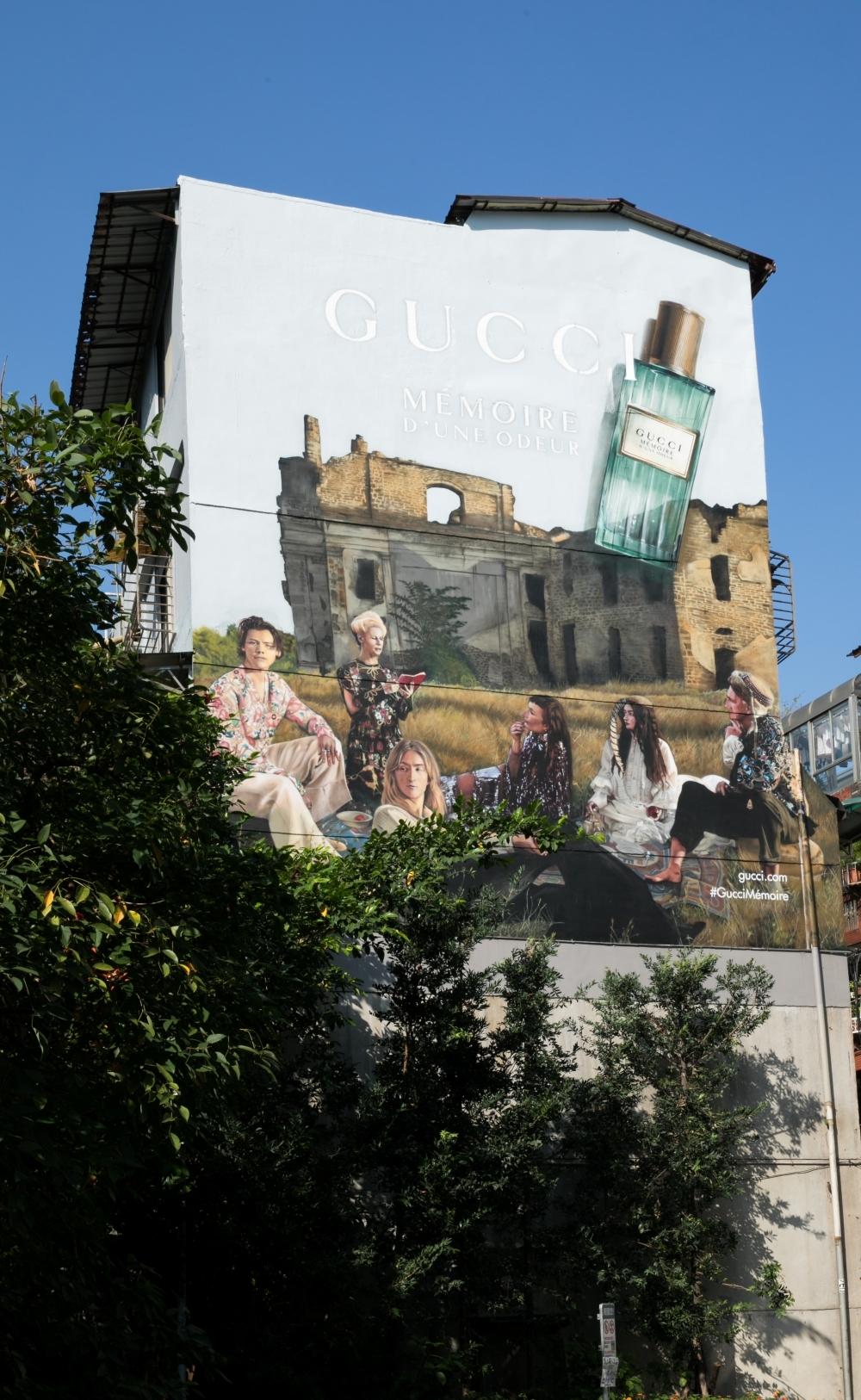 倒數3天快衝一波!Gucci藝術牆即將告別永康街,全系列一次回顧給你