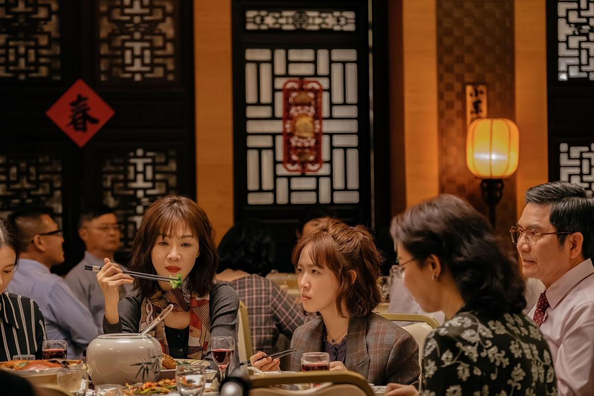 《孤味》陳淑芳百人宴獻唱「從影最大挑戰」 女神張鈞甯特別演出
