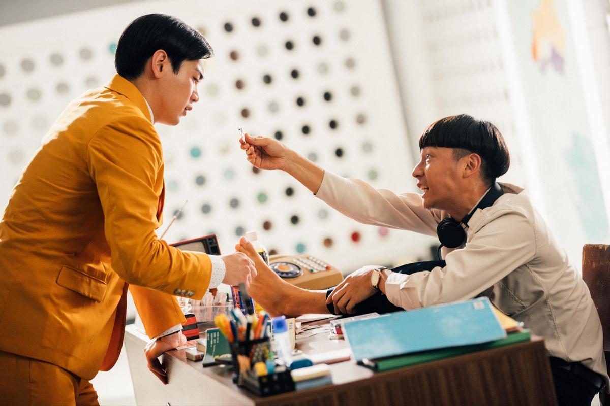 柯震東、禾浩辰接力互挺! 高喊「為了你,我要…逃出立法院」
