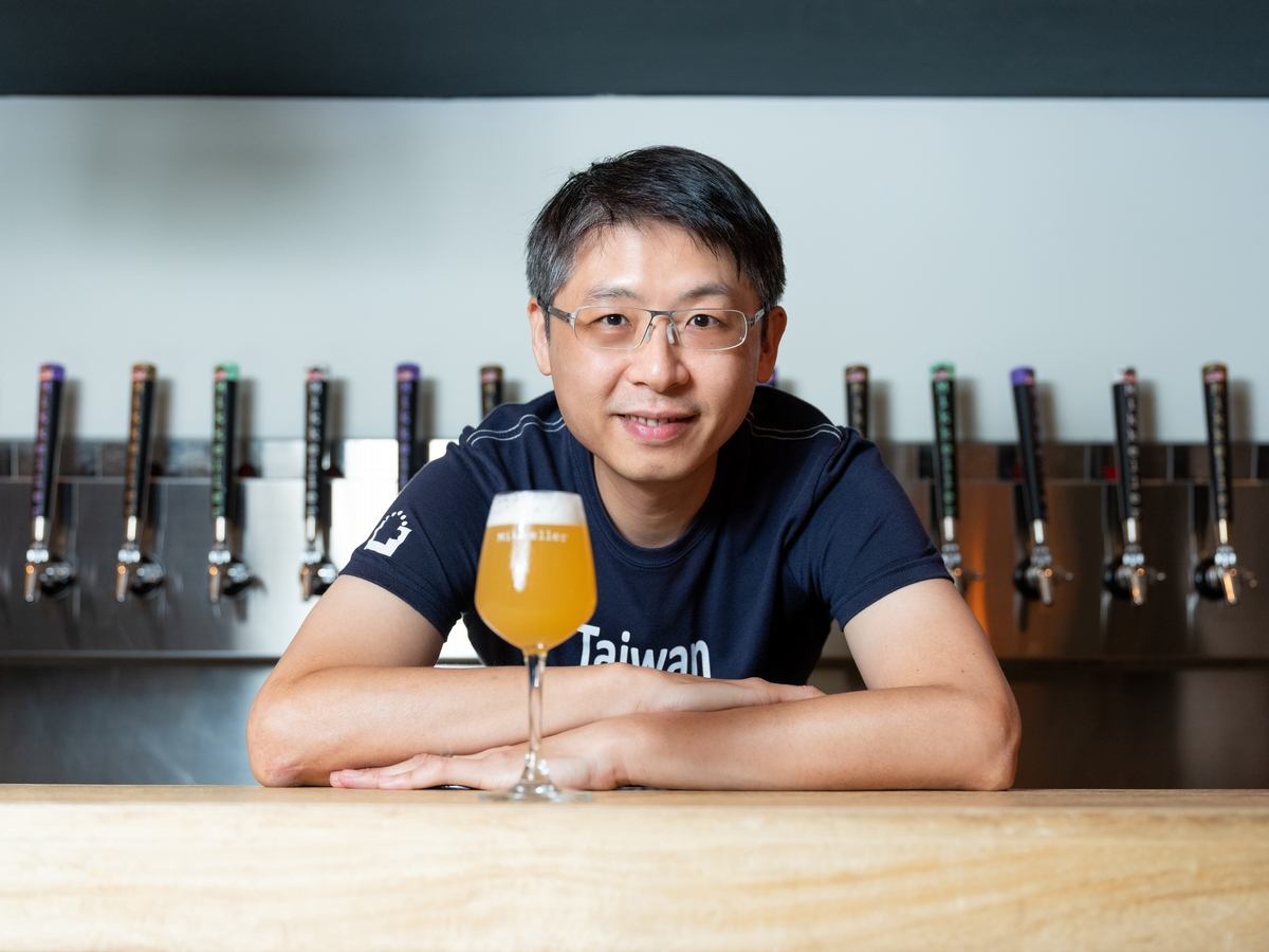 【釀出真台味1】冬瓜茶、梅子都入酒!「啤酒頭釀造」用啤酒訴說農產風味與轉型