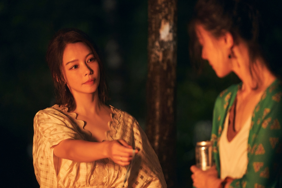 徐若瑄遭背叛挖瘡疤爆哭 對鍾瑶又愛又恨