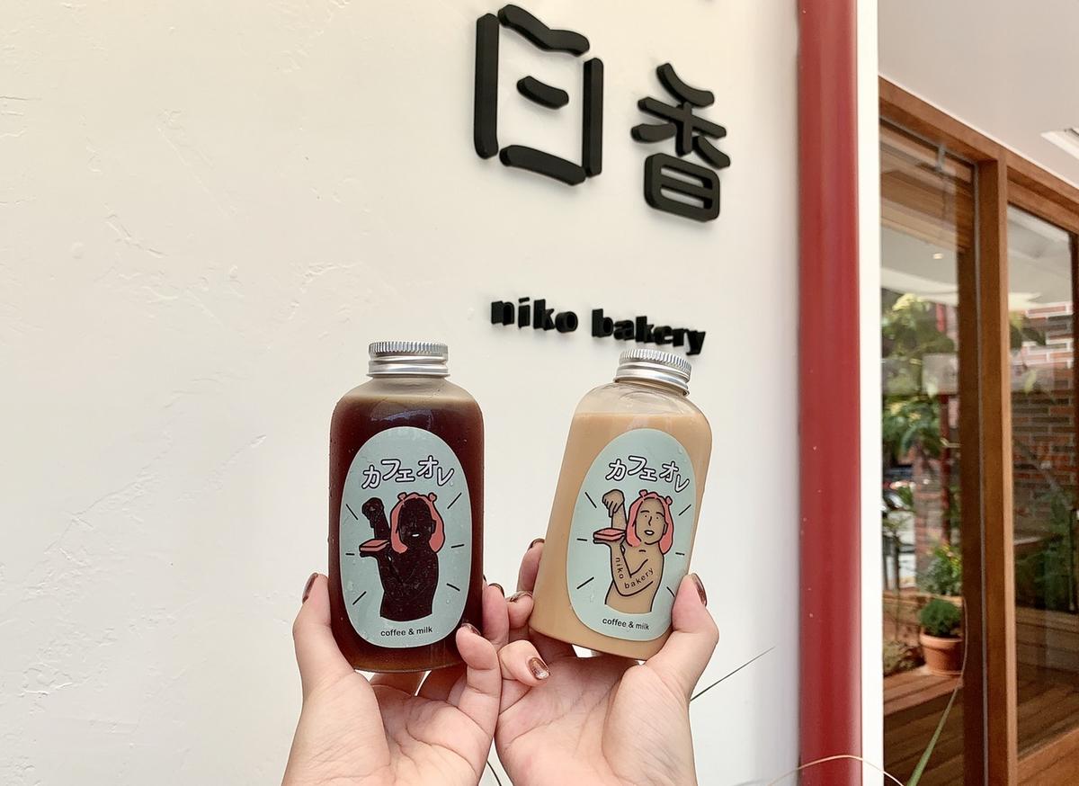 生吐司控必吃+1!「niko bakery 日香」8/28開幕,3款美肌生吐司搶先看,還有微笑吐司車快打卡