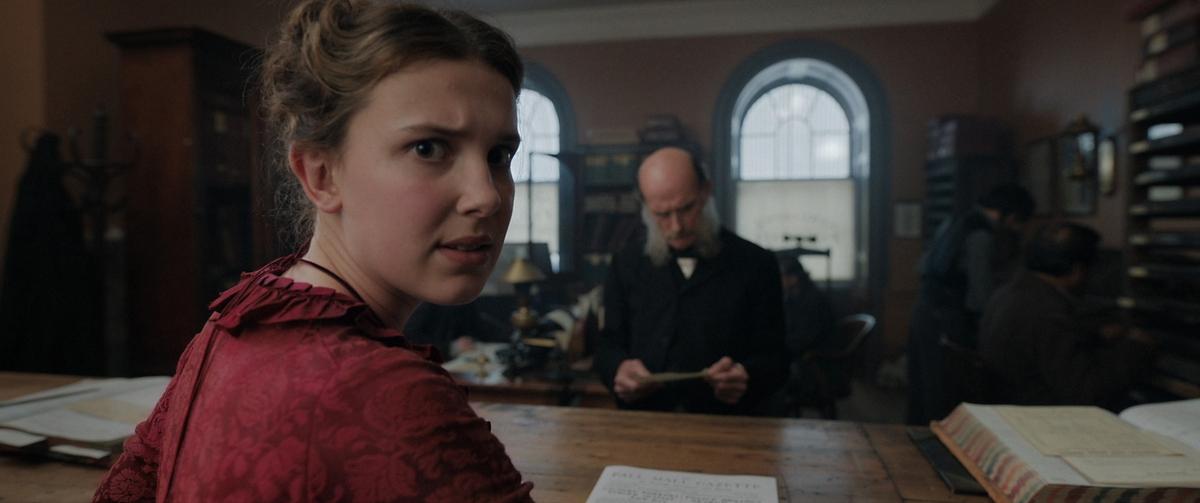 史上顏值最高福爾摩斯家族登場! 「Eleven」米莉芭比布朗、「超人」亨利卡維爾兄妹鬥智對決