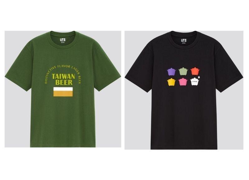 把鼎泰豐、珍奶穿在身上超趣味!UNIQLO與經典台灣品牌聯名UT,全台開賣日在這時候