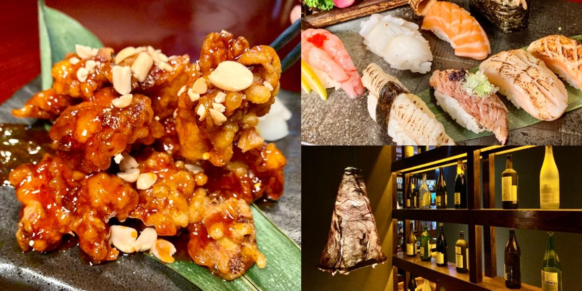 首爾火紅居酒屋「李上」進駐台北!集結日韓好料、酒飲,激推「韓式炸雞、綜合握壽司」必吃