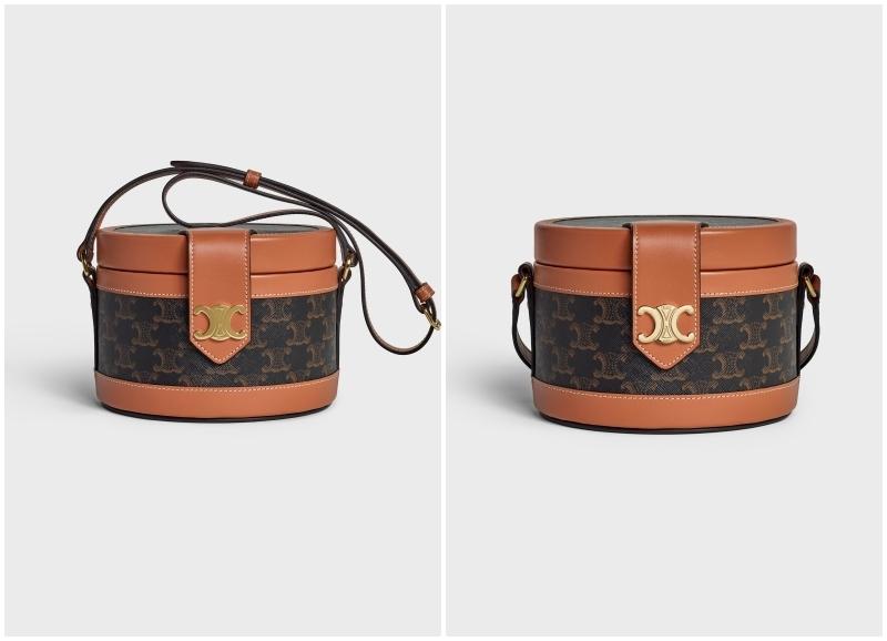 是珠寶盒也是包包!BLACKPINK LISA 帥揹CELINE新包大展復古美!