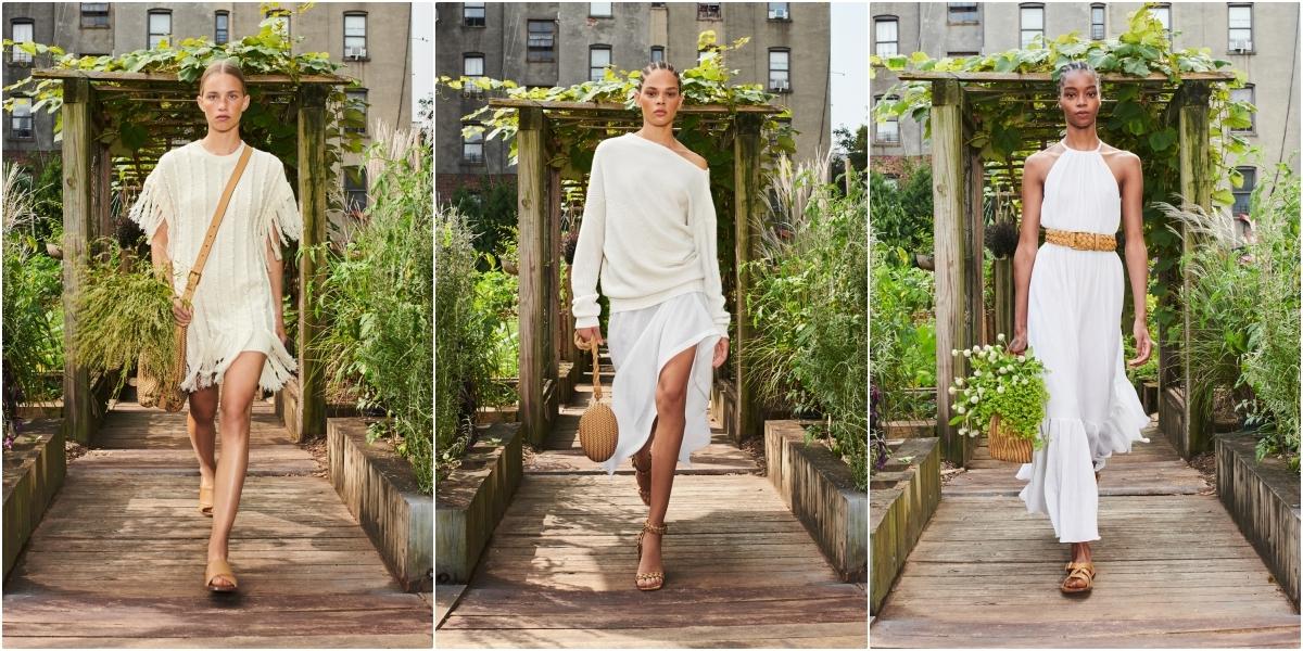 帶你享受片刻放鬆愉悅!MICHAEL KORS 2021春夏時裝:走進大自然裡的新風尚