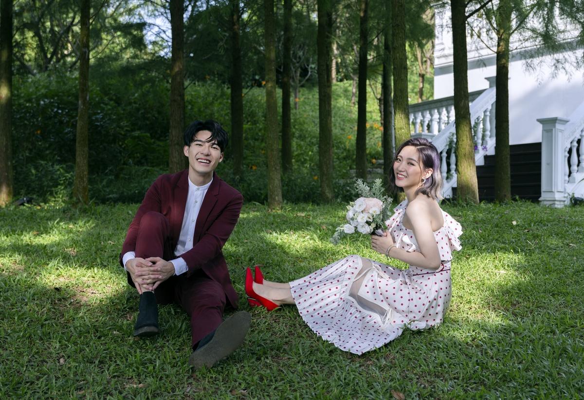 陳昊森一見鍾情狂告白 閻奕格創作婚禮歌直球啾上去