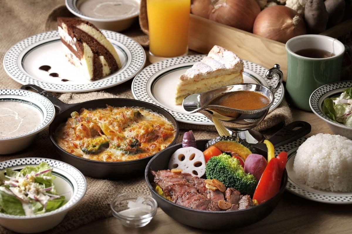 竟有紐約克牛排、巨大廣島牡蠣!激推「泰迪農園咖哩」4大豪華升級套餐,同步推出復刻下午茶組