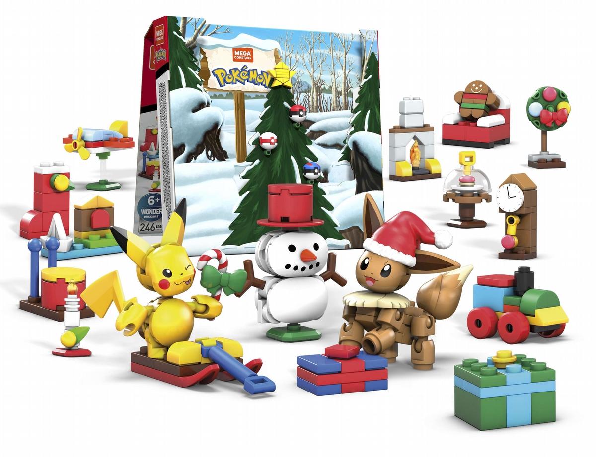 2020聖誕交換禮物推薦!Lady M、GODIVA、寶可夢4大耶誕倒數日曆精彩登場,每格都是驚喜超誘人