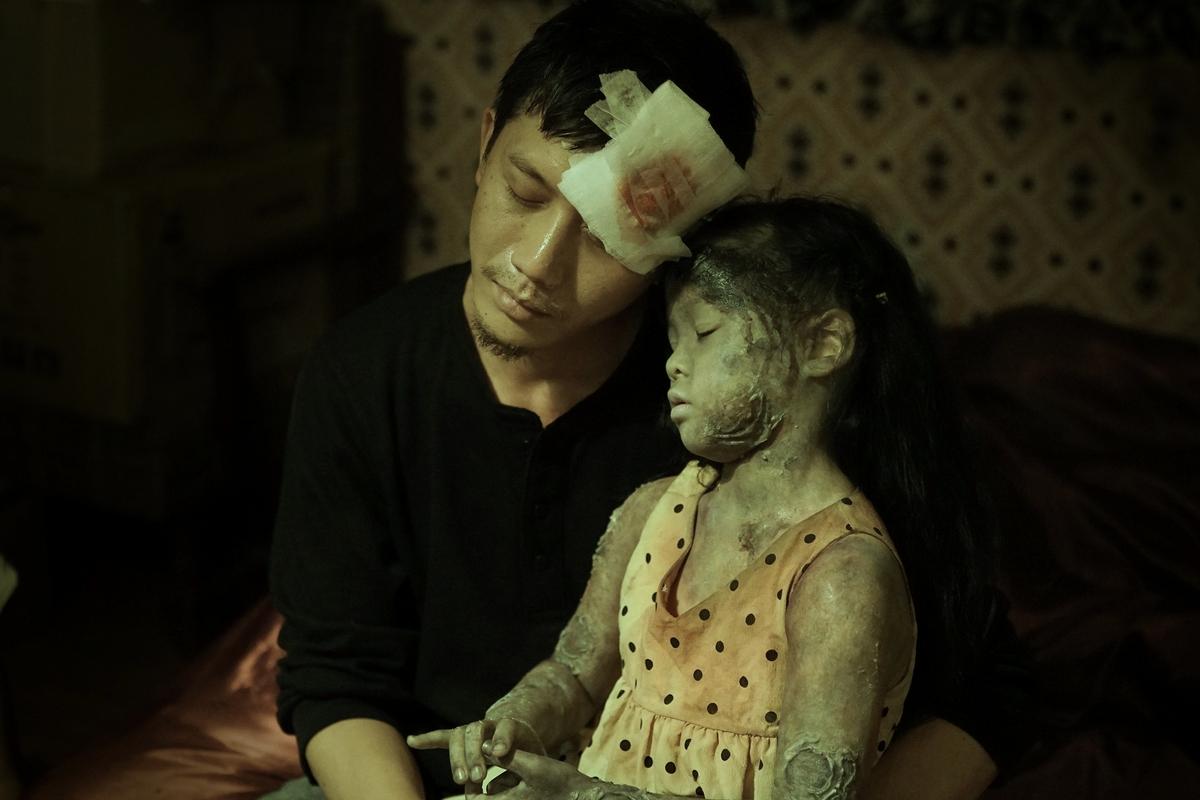 金馬影展/莫子儀神經質眼神吸引導演!《箱子》剃眉、黑眼圈詮釋誤殺愛女的父親