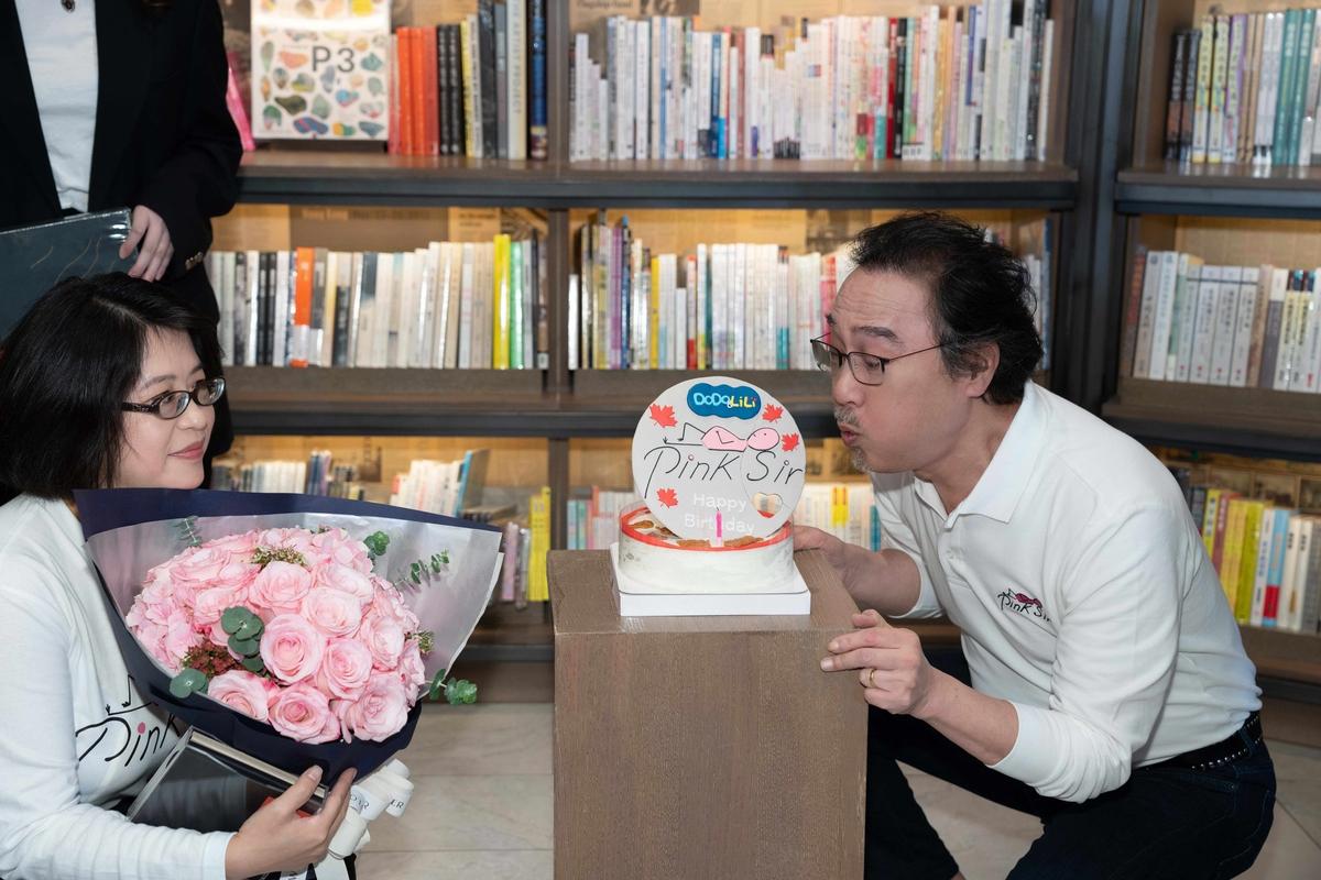 趙樹海70歲出輯斜槓當插畫家:時間不夠用,忙代表被需要!