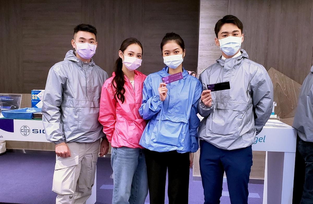 明基材料×中華航空 首款聯名空中防護機能衣全方位守護安心旅程