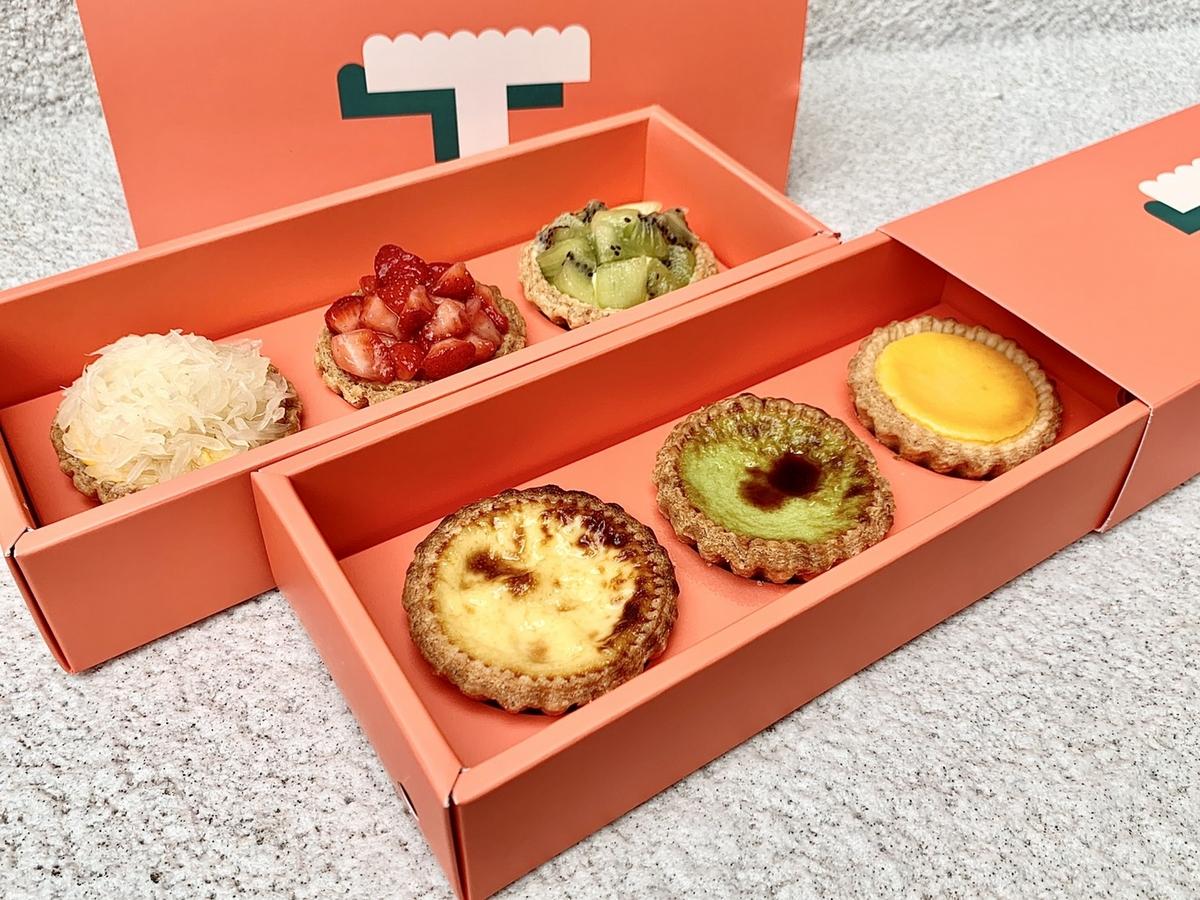 酥塔界的閃亮巨星!米其林星廚林明健「TART TAIPEI」東區開幕「草莓香草塔、黃金流沙塔」好吃到飛起來