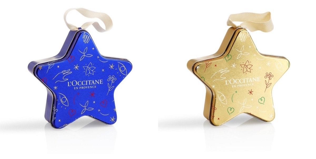 聖誕節的交換禮物時刻,不到千元就能入手歐舒丹、Melviat、The Body Shop經典限量明星商品