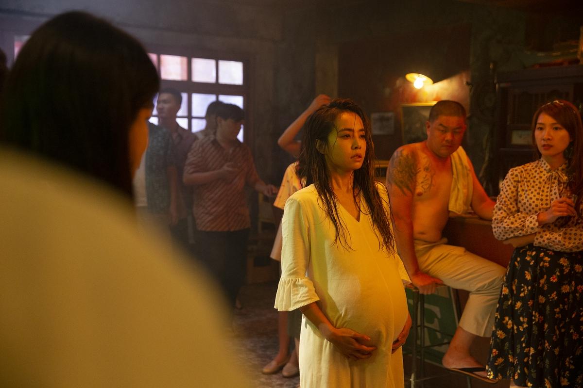 蔡依林有「孕」戲胞全開  笑稱「演員就是瘋子」