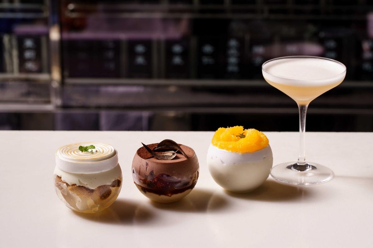 十二月限定「炸雞+可樂調酒」!東區酒吧「WA-SHU 和酒」與繼光香香雞推出驚喜組合,加碼2021跨年場調酒喝到飽