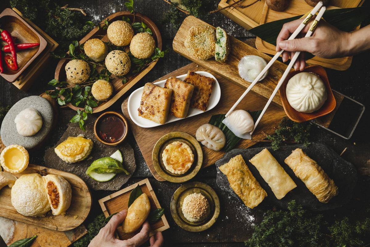東區粵式餐廳「吉品初筵」新開幕!下午茶組合只要398元,任選6款港點、1款甜點超划算