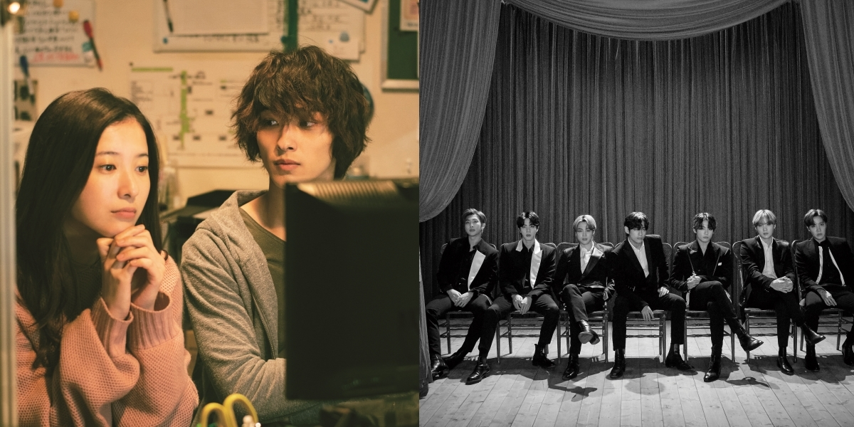 BTS首度獻唱電影主題曲! 為日片《想見你的愛》打造催淚曲〈Your eyes tell〉