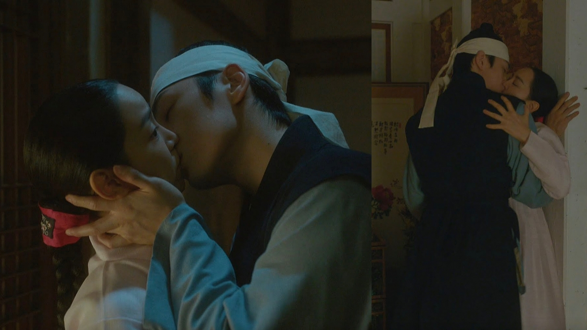 No Touch破功!申惠善金正鉉狂親1分鐘收視狂飆