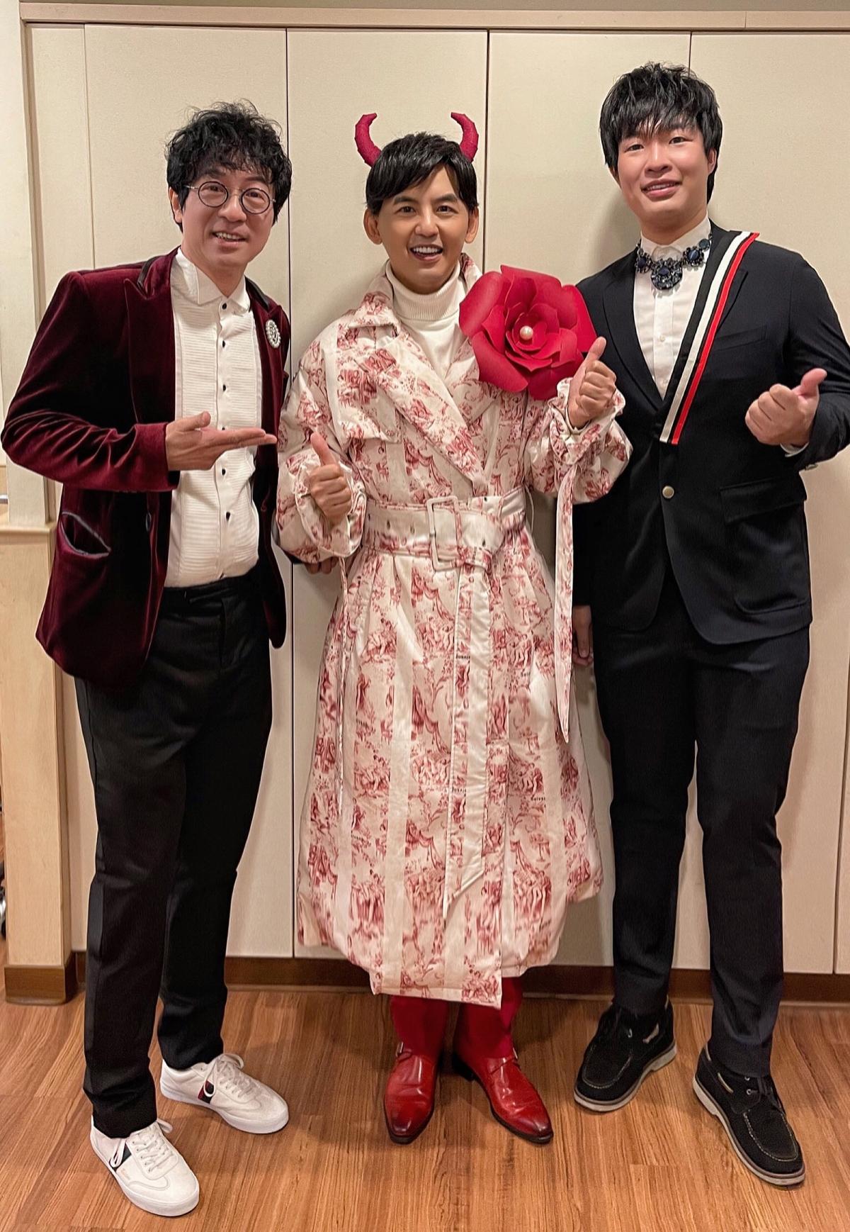 蔣榮宗得獎作世界首演  1/28跨界音樂會黃子佼力挺主持