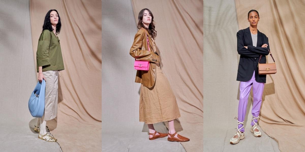 誰穿誰好看!TOD'S春夏除了豆豆鞋,這一雙更時髦!還偷偷把秘密藏在這裡