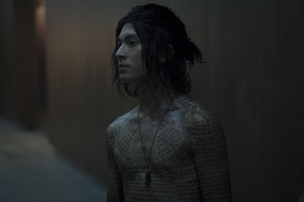 《緝魂》首映/張鈞甯見張震裸身暴瘦樣「一秒入戲」 許光漢低調挺女神