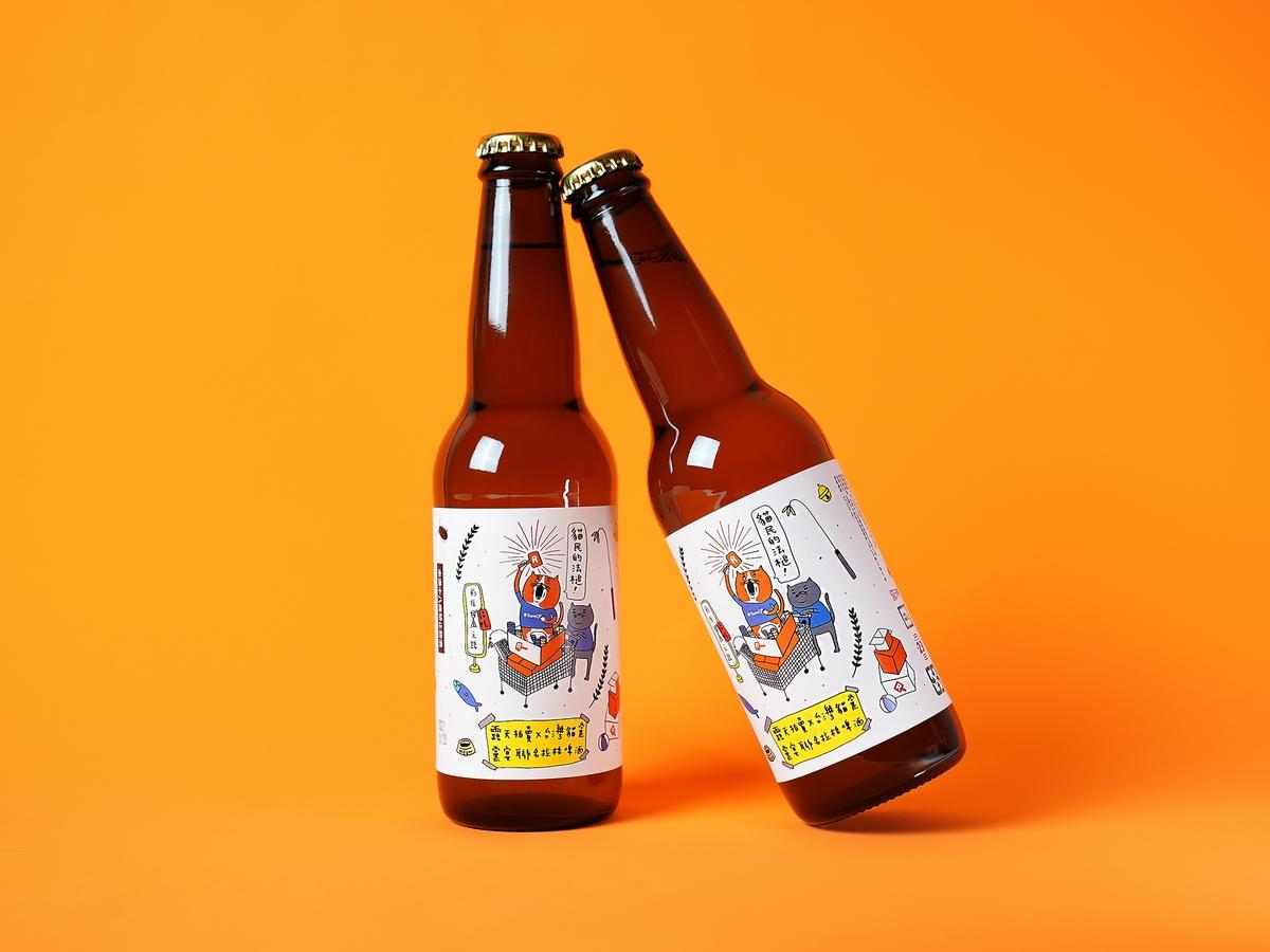 擬貓化川普、館長太萌!「台灣貓黨」推出貓主子聯名周邊「2021貓年限量桌曆、啤酒、春聯」露天拍賣療癒開賣